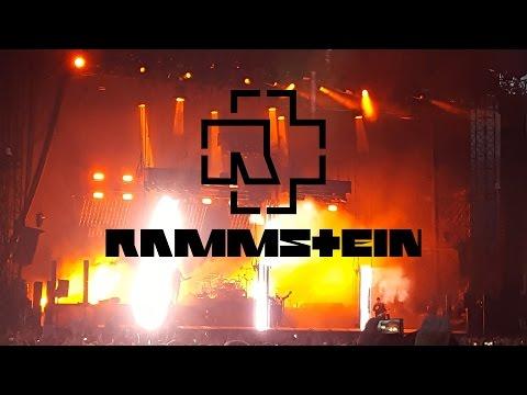Rammstein - Ich will - Live Download Festival Paris 12-06-2016
