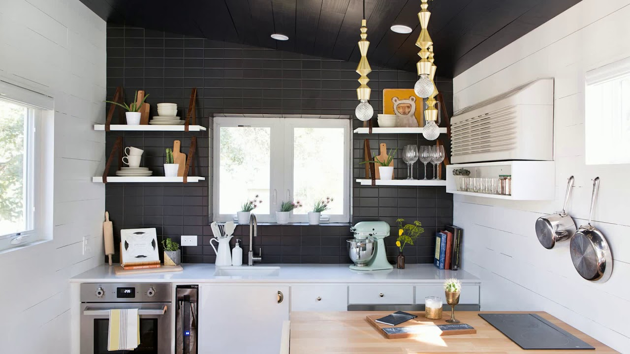 Top 24+ Tiny House Interior Design Ideas | Small House Plans On A Budget Decorating  Home Studio