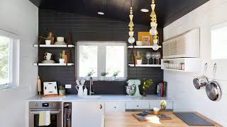 ☑️ Top 24+ Tiny House Interior Design Ideas | Small House Plans On A Budget Decorating Home Studio