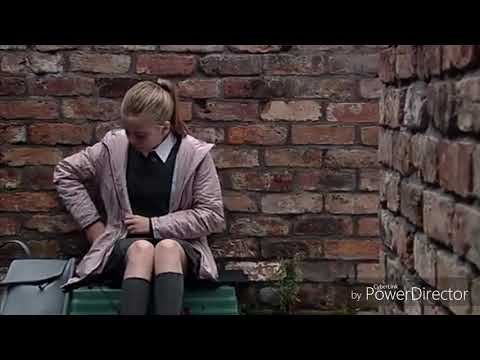 Coronation Street - Summer Takes Spice and Become Unconscious & Chensey Collapse (16th October 2017)