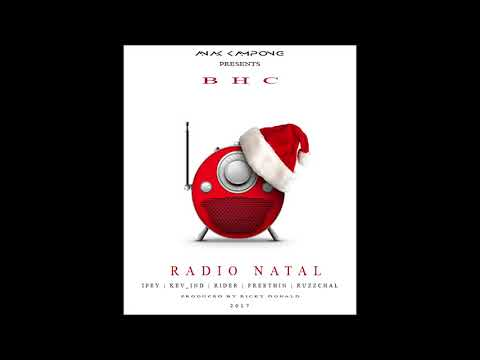 RAPPER PAPUA BHC   Radio Natal Official Audio