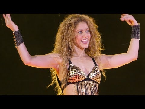 Shakira - Whenever, Wherever - Live Paris 2018
