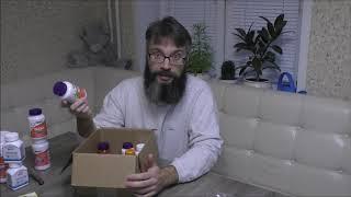 Пришла посылка с витаминами от магазина iherb. Будем тестировать