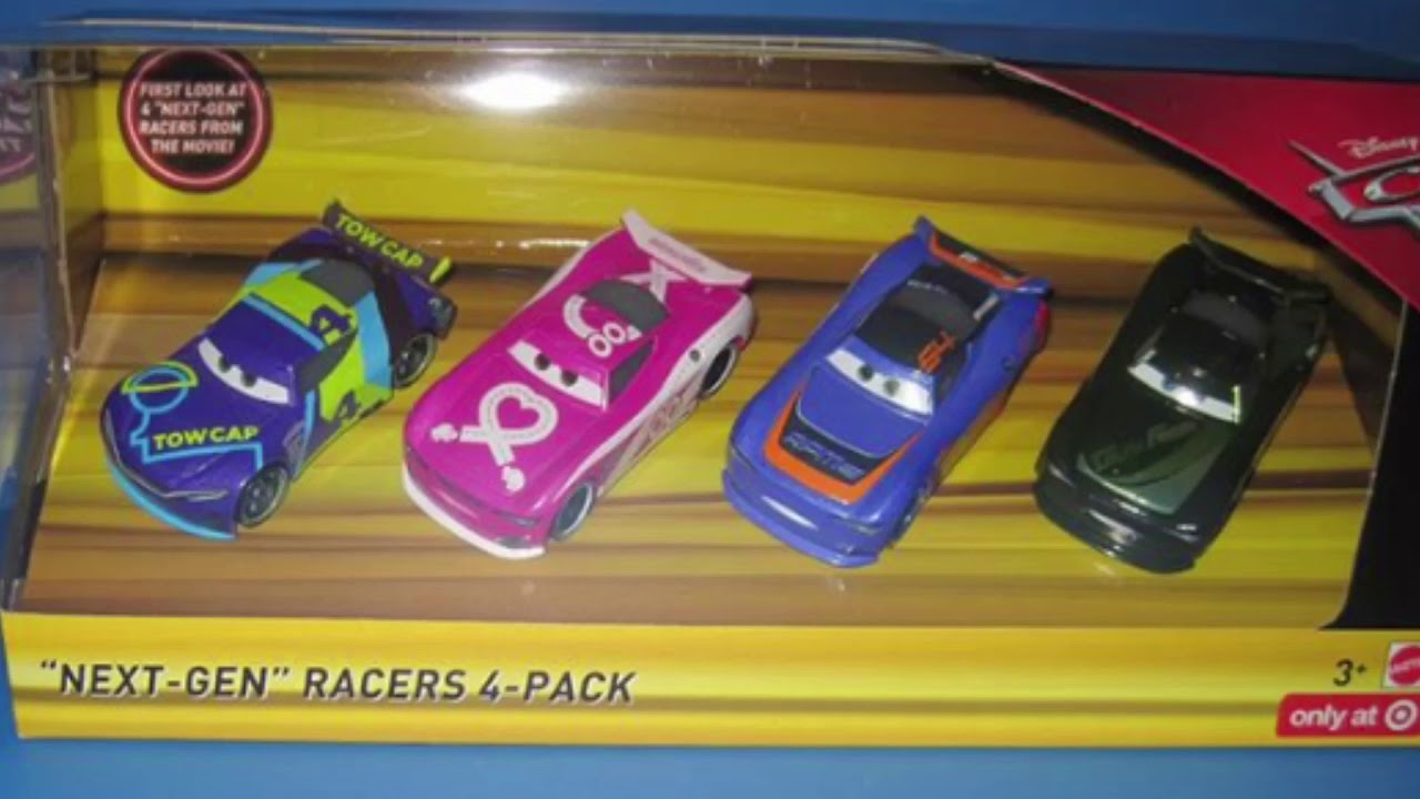 Cars  Pack  Voitures