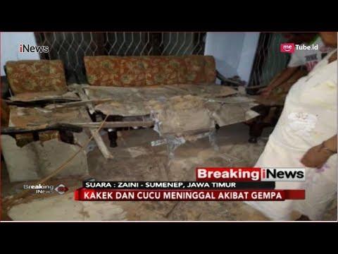 Gempa 6,4 SR Guncang Situbondo, Puluhan Rumah Dikabarkan Rusak - Breaking INews 11/10