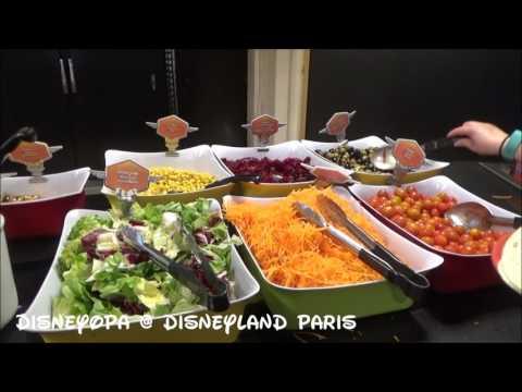 Disneyland Paris Restaurant La Cantina Hotel Santa Fe 2017 DisneyOpa