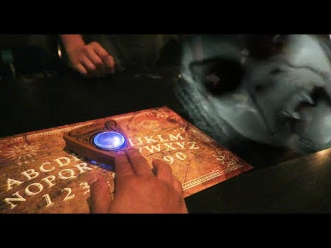 playing Ouija board watch what happens