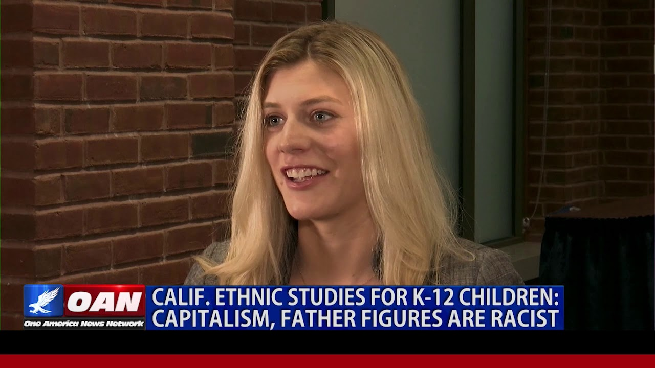 OANN Cali. schools to teach kids capitalism is racist, history is sexist