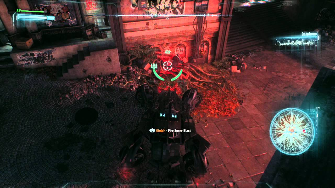 Arkham Knight Subway Map Freeze.Poison Ivy S Plant Root Location In Batman Arkham Knight