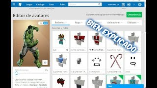 HOW TO BE HULK IN ROBLOX WITHOUT ROBUX EASY (WELL EXPLAINED)