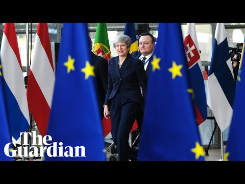 EU leaders press conference – watch