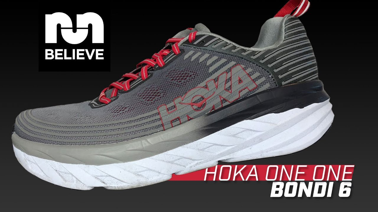 HOKA One One Bondi 6 Video Performance Review