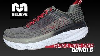 hoka one one bondi 6 review