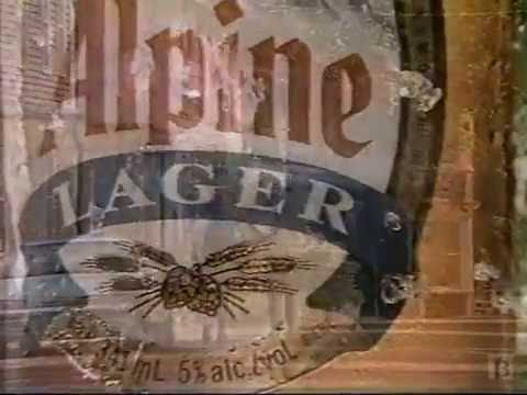 Alpine Lager Commercial 1991