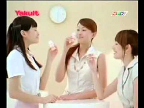 Phim quảng cáo Yakult