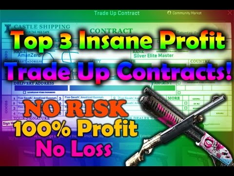 Csgo Cheap Trade Up Contracts For 2017 [No Risk+No Loss = Ez