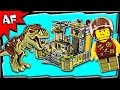 Lego dino defense hq 5887 stop motion build review mp3