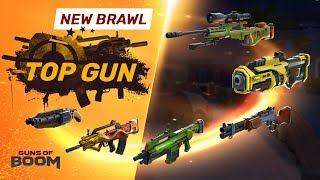New Brawl: Top Gun - Guns of Boom