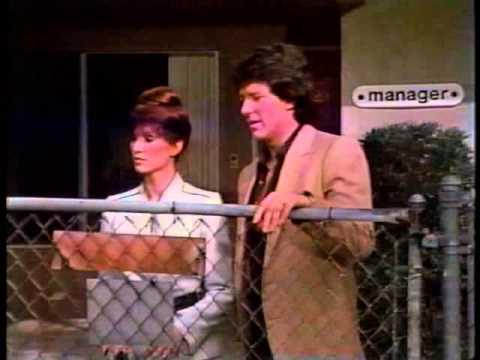 Rhonda Shear on Dallas TV show
