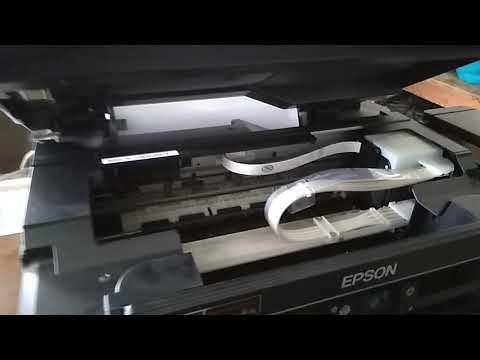 tinta hitam canon ip2770 bergaris dan tidak bisa keluar, video ini membahas mengenai bagaimana cara .