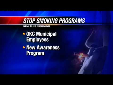 New Effort will Help OKC Employees Kick Smoking Habits