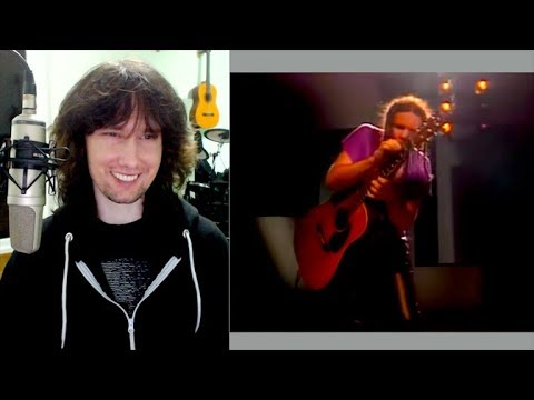 British guitarist reacts to the absolute acoustic WIZARD that was Michael Hedges