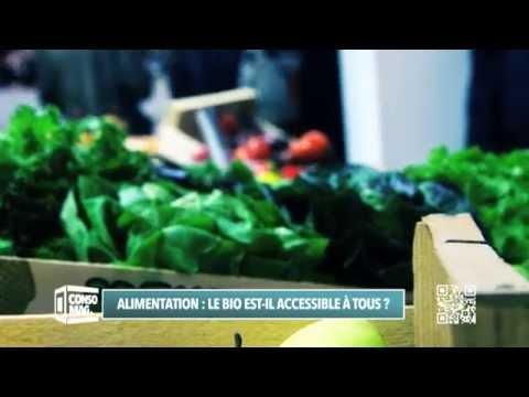 """Consomag : """" alimentation : le bio est-il accessible à tous ? """""""