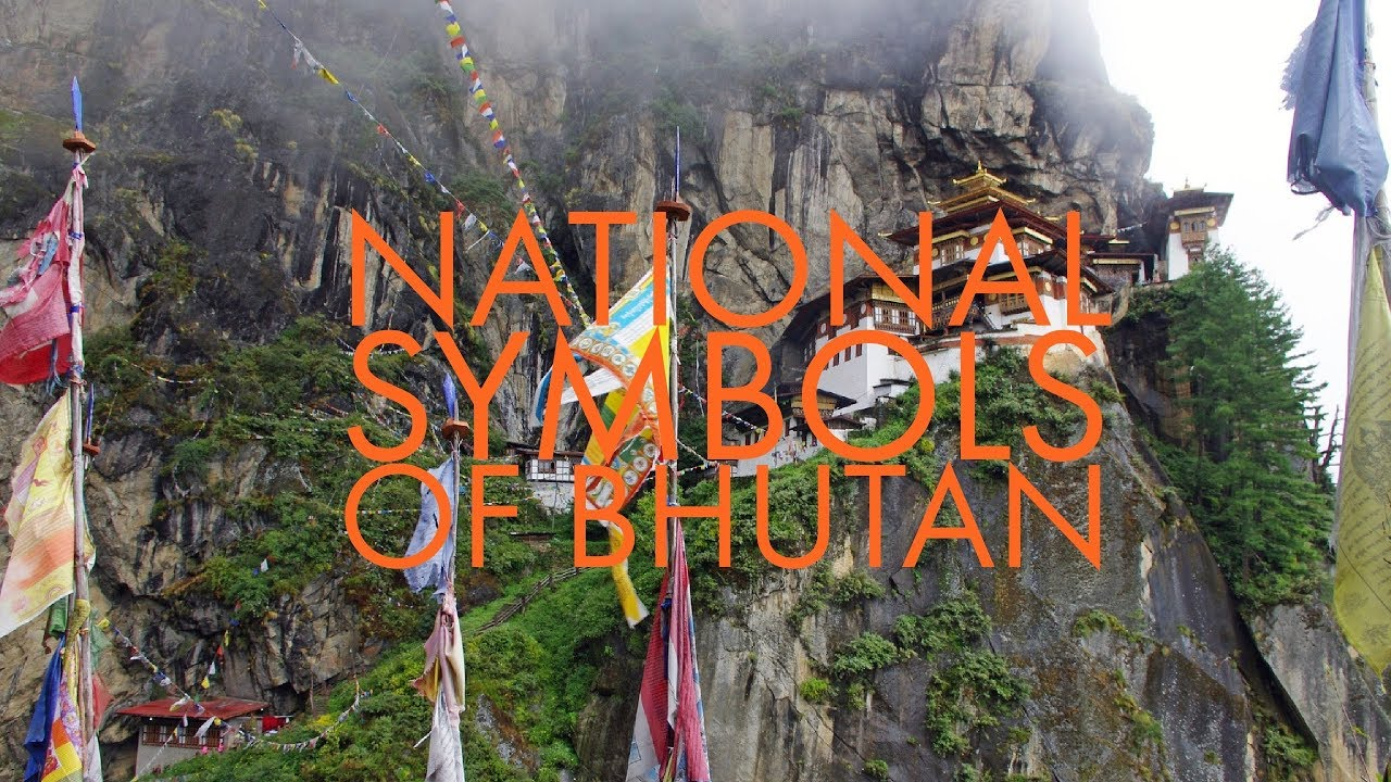 Vexillologyhubs National Symbols Of Bhutan Youtube