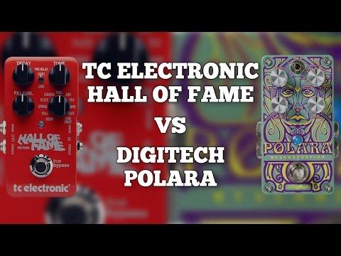 TC Hall Of Fame VS Digitech Polara!