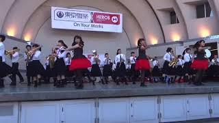 【BABYMETAL】  旭川永嶺「 PA PA YA!!」Dance&PLay【Highschool Brassb...