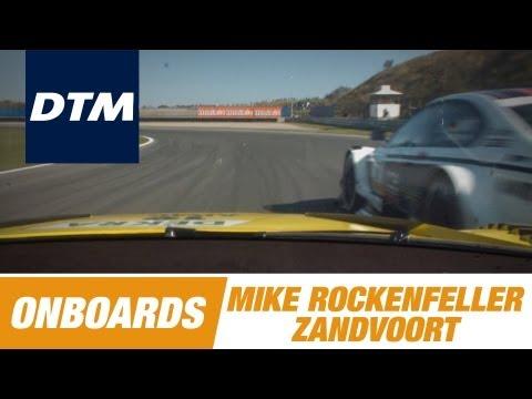 Onboard Mike Rockenfeller Audi RS5 DTM - DTM Race Zandvoort