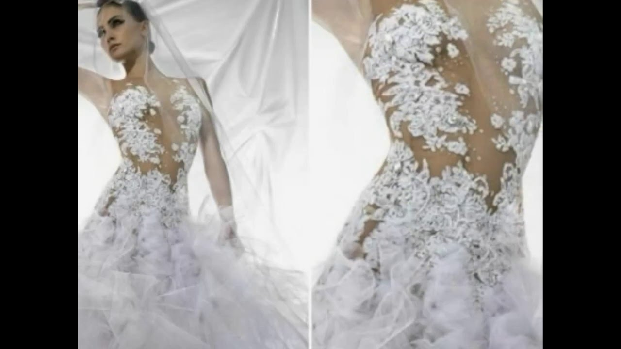 Most Beautiful Cheap Wedding Dresses!!European Style