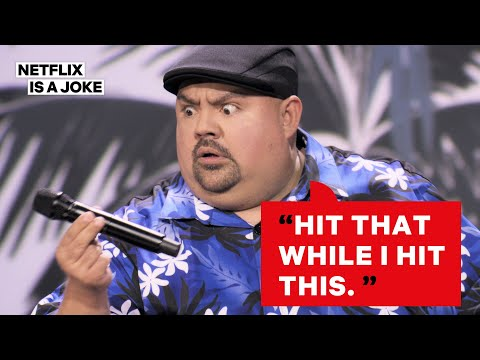 That Time Gabriel Iglesias Got High With Snoop Dogg | Netflix Is A Joke