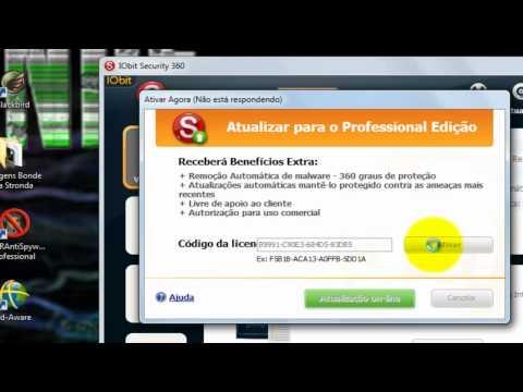 Aprendar A Validar O Programa IObit 360