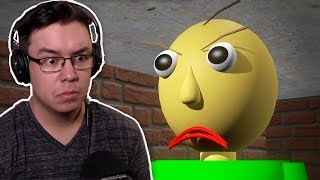 How To Beat Baldi's Basics ANIMATION (Surreal Entertainment) - Reaction