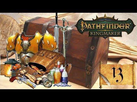 Let's Play Pathfinder Kingmaker 013 [Deutsch] - Ihre Amazon-Bestellung Ist Da!