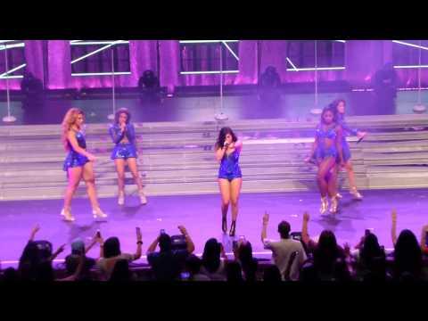 Fifth Harmony-  Sledgehammmer  Live HD Orlando
