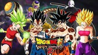 Dragon Ball Z Shin Budokai 2 Mod | Dragon Ball Super (PPSSPP) PC/Android/IOS + (DOWNLOAD)