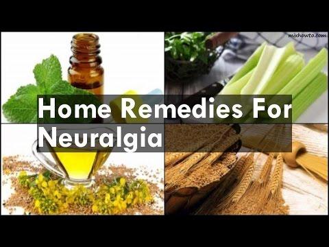 Home Remedies For Neuralgia