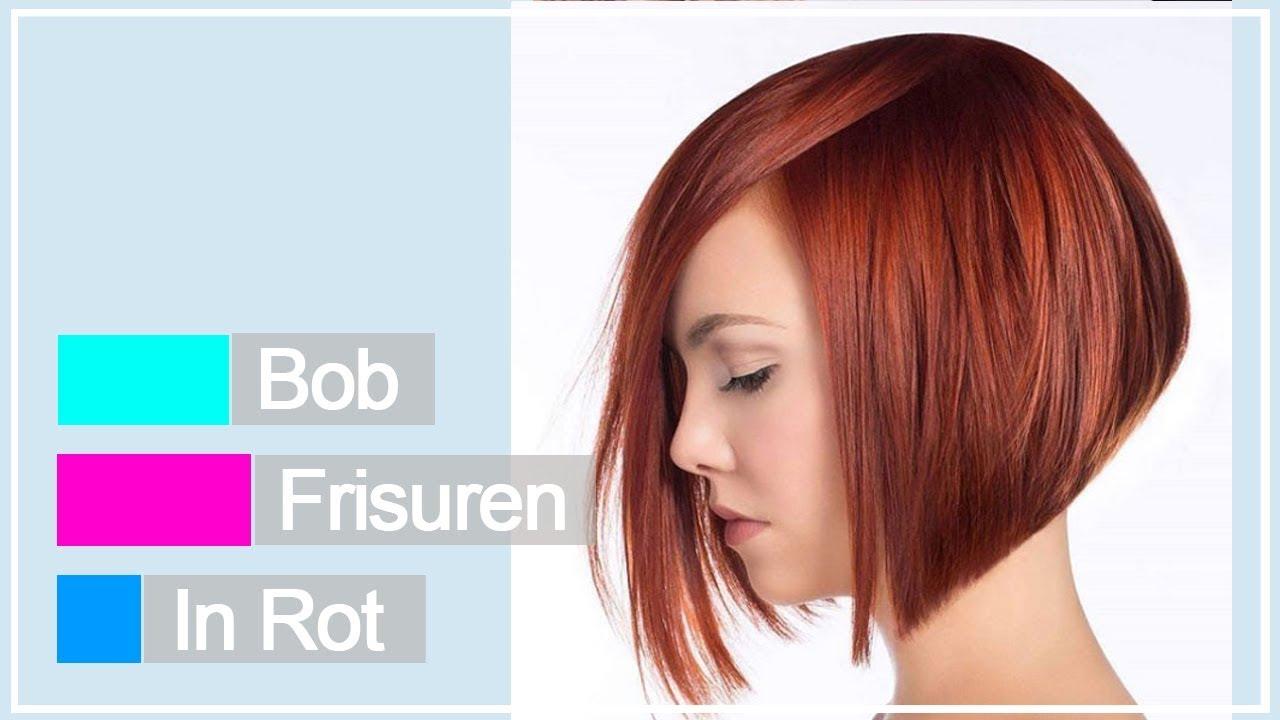 Bob Frisuren In Rot 22