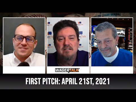 MLB Picks and Predictions | Free Baseball Betting Tips | WagerTalk's First Pitch for April 21