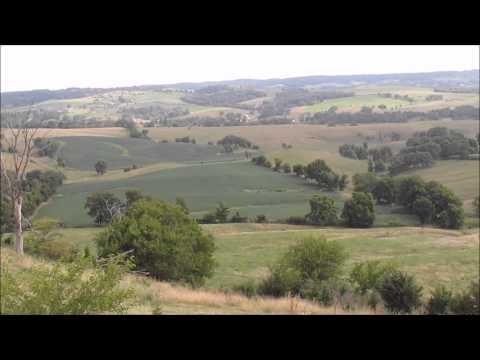 Scenic Overlook near Galena Illinois