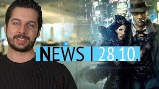 Cyberpunk 2077 mit nahtlosem Multiplayer - Titanfall 2 ohne Season Pass - News