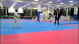 1080 Spinning Kick