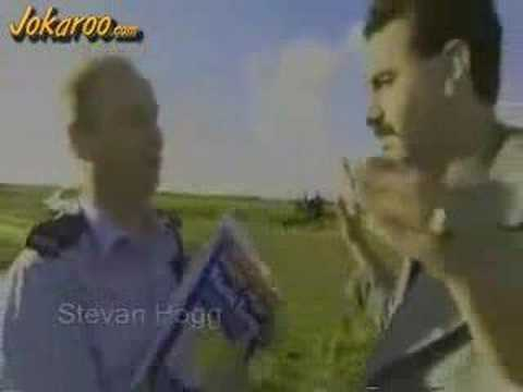 Borat - Hunting - YouTube