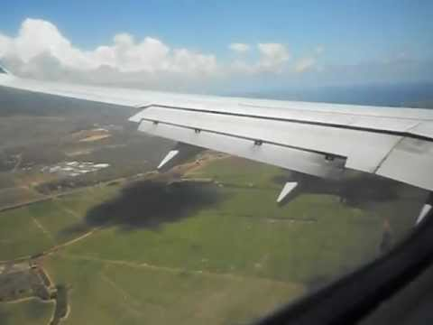 Landing at kahului airport maui hawaii youtube landing at kahului airport maui hawaii sciox Gallery
