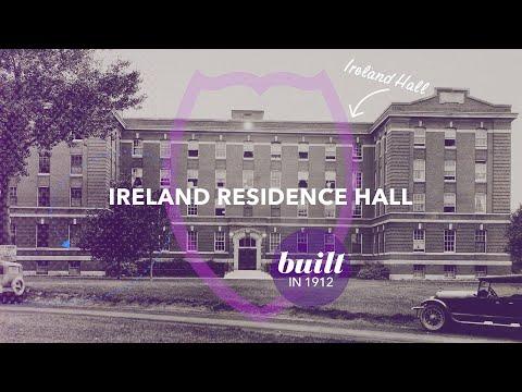 St. Thomas Ireland Residence Hall Tour