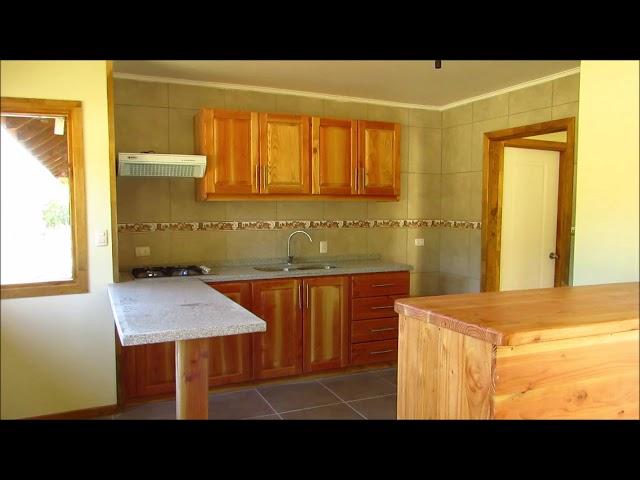 Casa nueva Condominio Altos de Loncotraro.