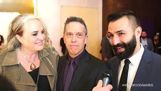 "Lee Unkrich ""Coco"" Interview- HFA 2017"