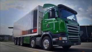 Chauffeur de camion d'aliment chez Traveco SA